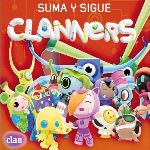 "Clanners ""Canciones"""