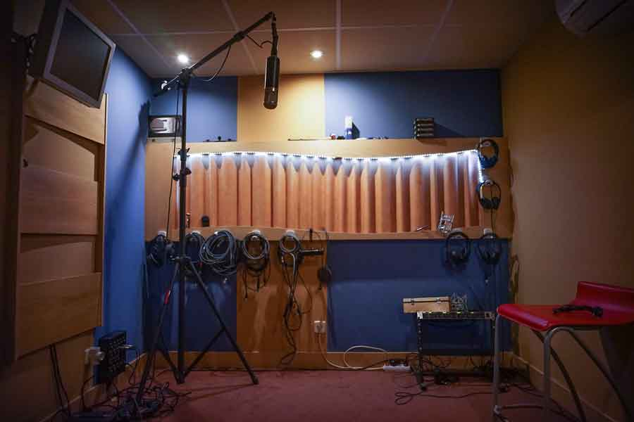 Vocal/Drum Booth